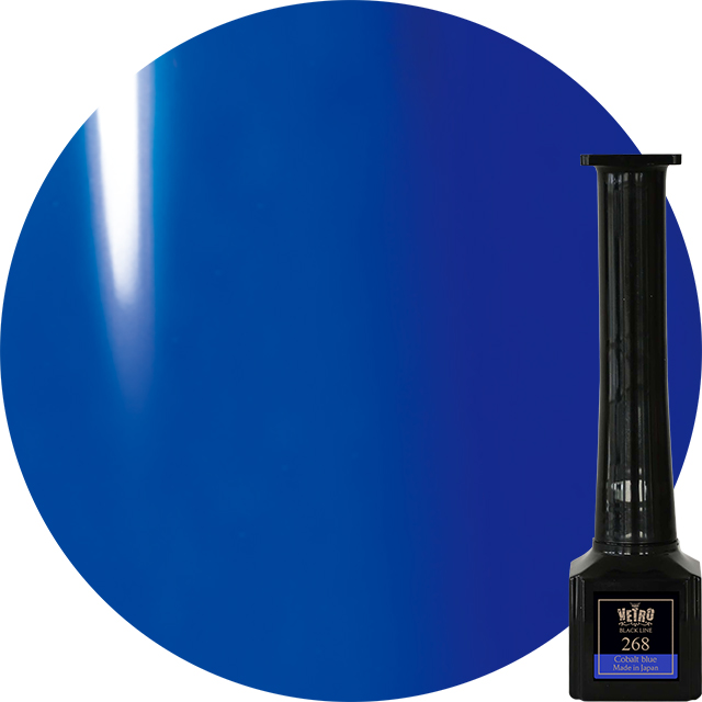 【B268】Cobalt Blue【Gel Polish】